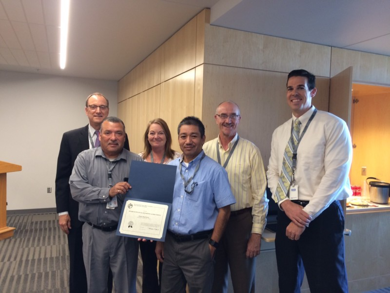 TAA Finance Department Earns Excellence Award / Fly Tucson